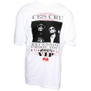 Ces Cru - White Recession Proof Tour VIP T-Shirt - Extra Large