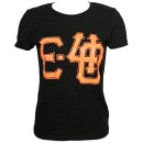 E-40 - Black  Ladies T-Shirt - Ladies Small