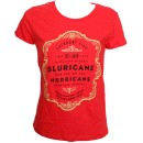 E-40 - Red Sluricane Ladies T-Shirt - Ladies Large