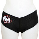 Krizz Kaliko - Black Kali Baby Ladies Booty Shorts - Ladies Small