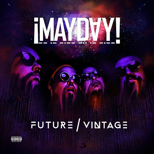 ¡MAYDAY! - Future Vintage CD