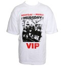 ¡MURSDAY! - White  VIP T-Shirt - Extra Large