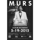 "MURS - Have A Nice Life Poster 18"" x 24"""