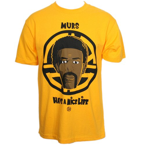 MURS - Gold Floating Head T-Shirt