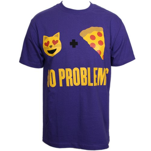 Murs - Purple No Problems T-Shirt