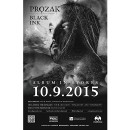 "Prozak -  Black Ink Poster 18"" x 24"""