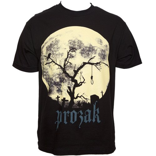 Prozak - Black Moon T-Shirt