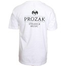 Prozak - White Ink Spill T-Shirt