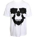 Prozak - White Ink Spill T-Shirt - Medium