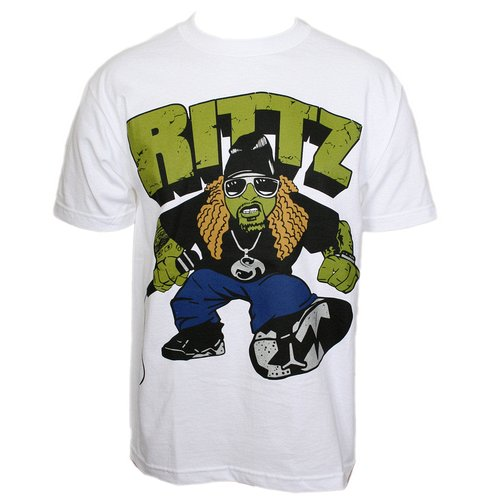 Rittz - White Smash T-Shirt