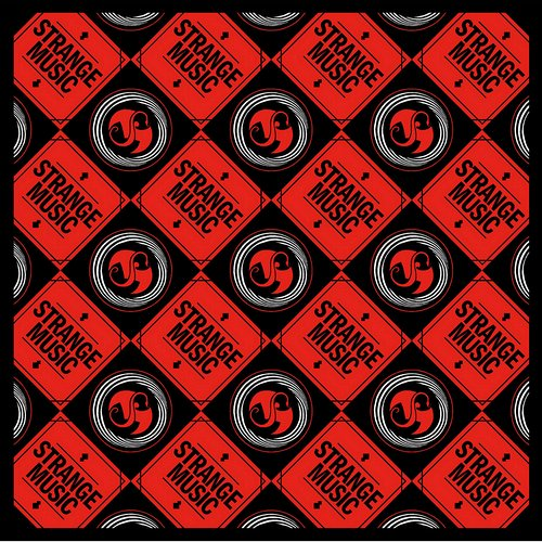 Strange Music - Black 2015 Bandana