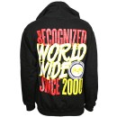 Strange Music - Black Worldwide Hoodie