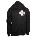 Strange Music - Black Worldwide Hoodie - 3-XL