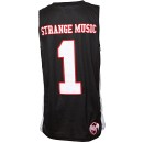 Strange Music - Black 2015 Basketball Jersey
