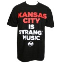 Strange Music - Black KC is Strange Music Limited Edition T-Shirt