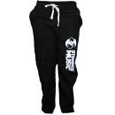 Strange Music - Black Logo Sweat Pants - Extra Large