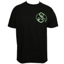 Strange Music - Black Neon T-Shirt - Large