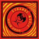 Strange Music - Red 2015 Bandana
