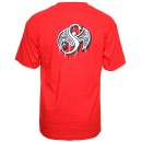 Strange Music - Red Wing Words T-Shirt