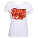 Strange Music - White Splash Ladies T-Shirt - Ladies X Large