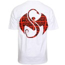 Strange Music - White Flannel T-Shirt