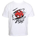 Strange Music - White Ripped Youth T-Shirt - Youth Small