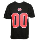 Stevie Stone - Black Jersey T-Shirt