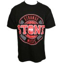 Stevie Stone - Black Stone T-Shirt