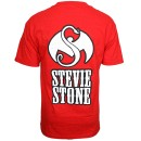 Stevie Stone - Red Himmi Hyme T-Shirt