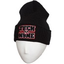 Tech N9ne - Black 2015 Embroidered Folded Skull Cap
