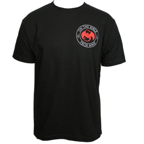 Tech N9ne - Black On The Bible T-Shirt