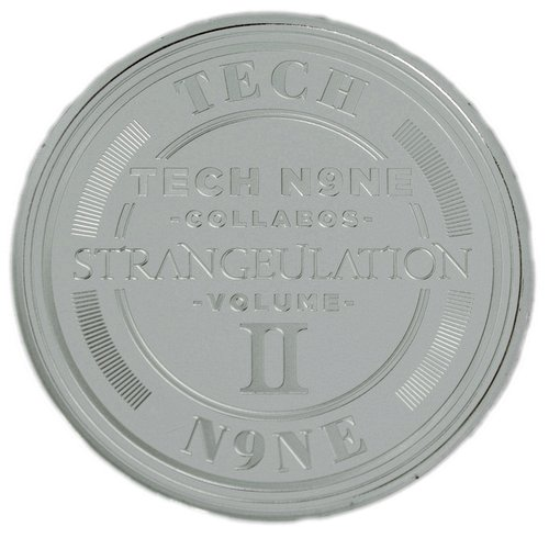 Tech N9ne -  2015 Strangeulation II Collectors Coin