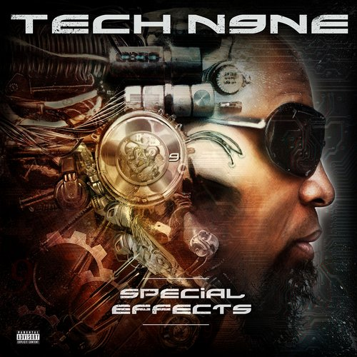 Tech N9ne - Special Effects CD - Standard CD