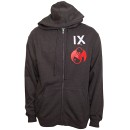 Tech N9ne - Charcoal Stamp Zip Hoodie - Medium