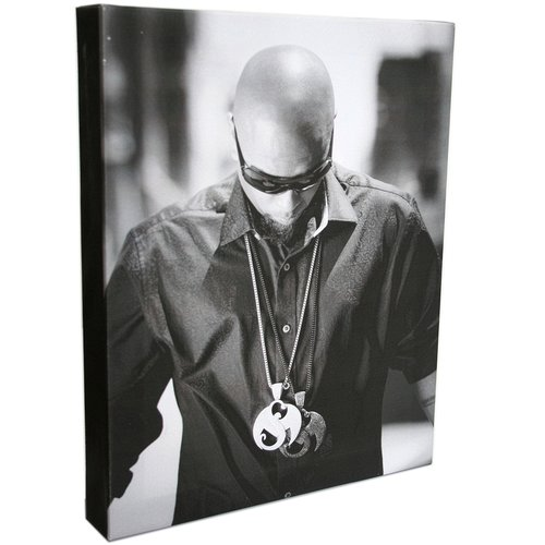 Tech N9ne - 8 x 10 Canvas Print