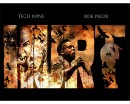 Tech N9ne Hurt Poster by Rob Prior