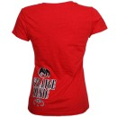 Tech N9ne - Red Tecca Nina Ladies T-Shirt
