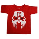 Tech N9ne - Red Facepaint Toddler T-Shirt