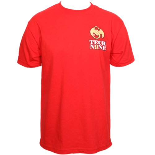 Tech N9ne - Red Burn It Down T-Shirt