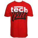 Tech N9ne - Red Graffiti T-Shirt - Medium