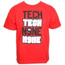 Tech N9ne - Red Tech Tech Youth T-Shirt - Youth X Large