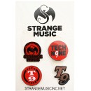 Tech N9ne - #2 T9 - 3 T9/1 SM Trading Pin Set