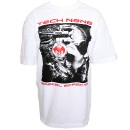 Tech N9ne - White Special Effects Presale T-Shirt - Extra Large