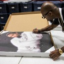 Tech N9ne - Collectors Canvas Print Killer