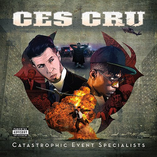 Ces Cru - Catastrophic Event Specialists - Presale Ship Date 02/10/2017
