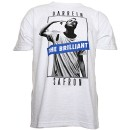 Darrein Safron - White The Brilliant T-Shirt