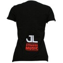 JL - Black Dibkis Ladies T-Shirt