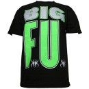 Krizz Kaliko - Black F. U. T-Shirt - Extra Large