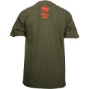 Krizz Kaliko - Military Green Graffiti K T-Shirt