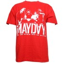 ¡MAYDAY! - Red Band T-Shirt - Large